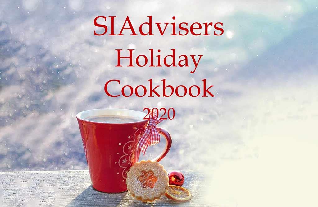 SI Advisers Holiday Cookbook 2020