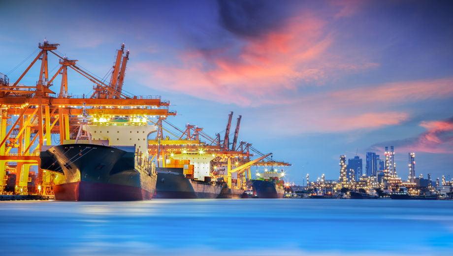 Marine Commercial port